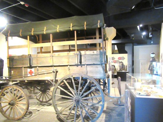 Wagon, Panhandle-Plains Historical Museum, Canyon, Texas