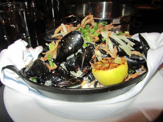 Mussels Parma Picture Of Flex Mussels New York City Tripadvisor
