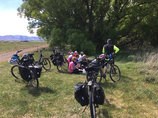 Cycle Surgery: Picnic lunch along the Otago Rail Trail