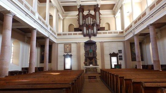 Eglise protestant Sainte-Marguerite