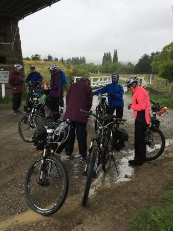 Cycle Surgery: We didn't let the rain spoil our ride