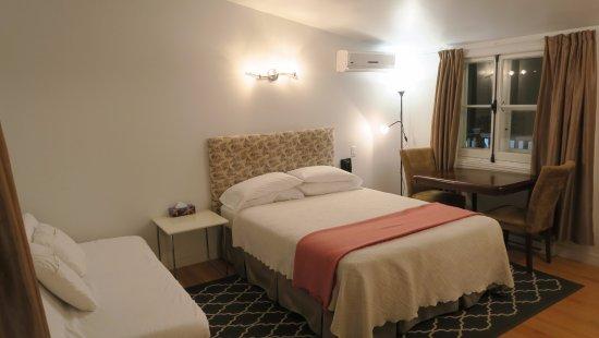 Au Petit Hotel : 室内