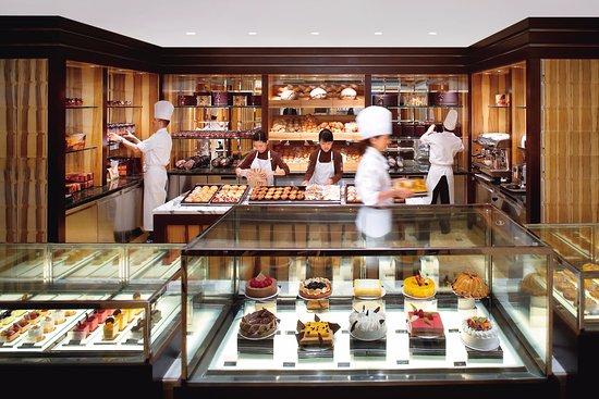 The Mandarin Cake Shop - Mandarin Oriental, Hong Kong