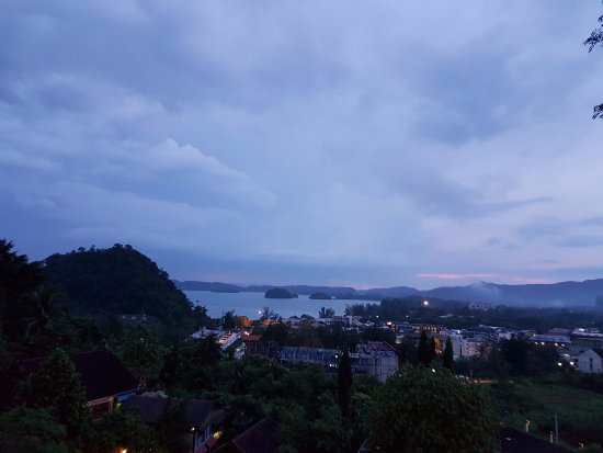 Lae Lay Grill : View from restaurant