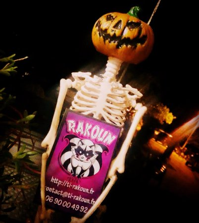 Halloween 2017 au Ti Rakoun !