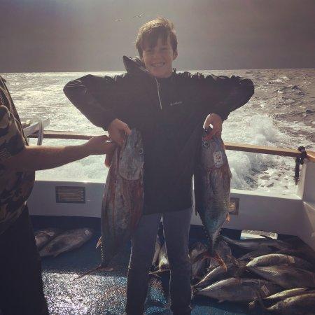 ดานาพอยต์, แคลิฟอร์เนีย: Bluefin Tuna on the Fury!