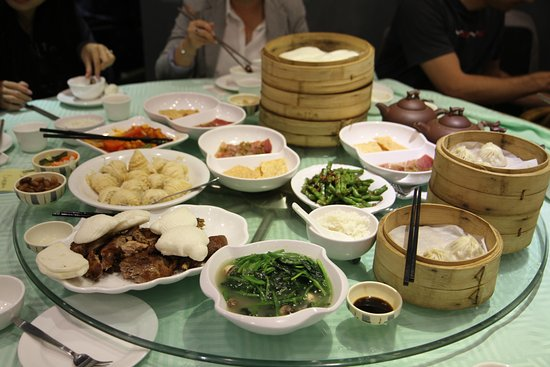 our order picture of golden shanghai restaurant hong kong