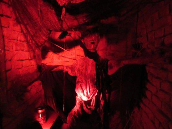 Pelhřimov, Česká republika: The Ghosts Museum