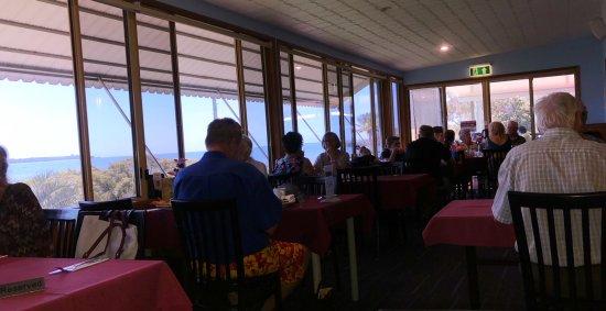 Macleay Island, Australia: Restaurant Interior.