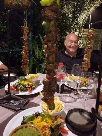 Restaurant le jardin saint paul restaurantanmeldelser for Restaurant le jardin st paul