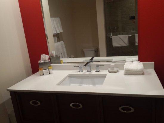 Nice Bathroom Setup : For a good nights sleep i came prepared picture of bally