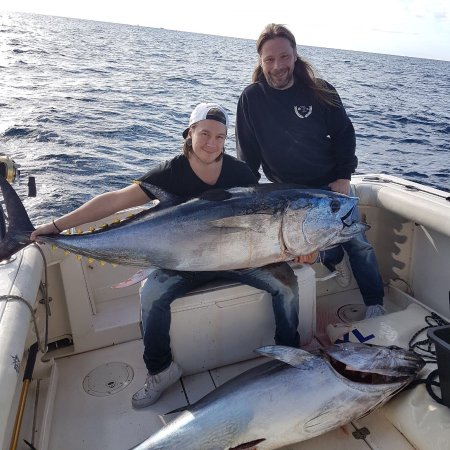 Jezera, Κροατία: 2days fishing, 9 bluefin tuna in total,9!!  50-85kg