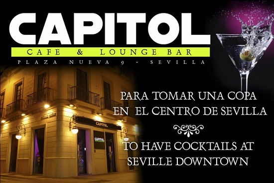 Cafe & bar Capitol