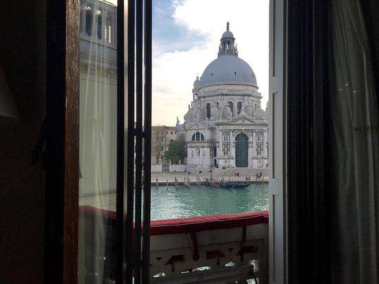The Westin Europa & Regina, Venice: Vista de la habitacion
