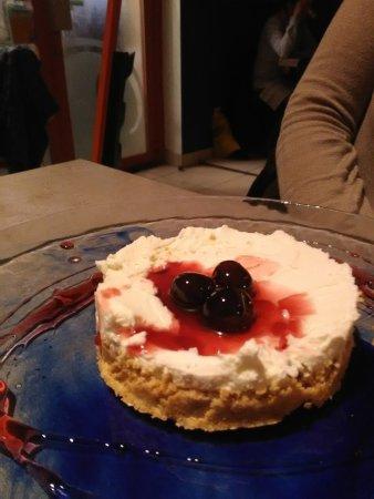 Lo Zafferano : cheese-cake