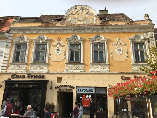 Pensiunea Casa Frieda : see for yourself