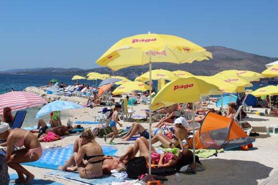 Okrug Gornji, Croatia: tłumy