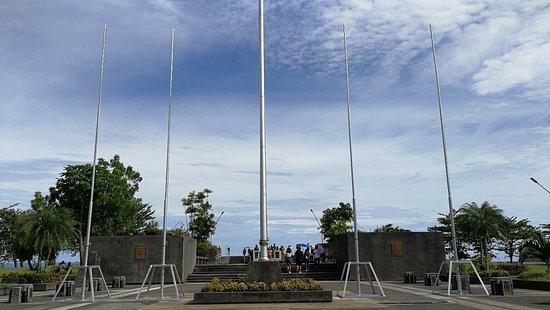 Leyte Island, Philippines: Leyte Landing Memorial