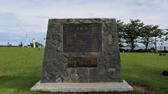 Leyte Island, Φιλιππίνες: Leyte Landing Memorial