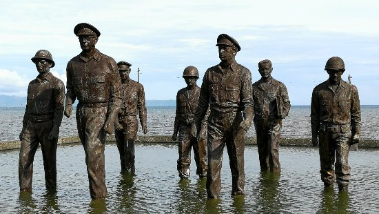 Leyte Island, Philippines: Leyte Landing Memorial