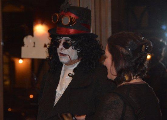 Transylvania Live Dracula Tours Vlad the Impaler Halloween Halloween party  in Transylvania Dracula Castle,