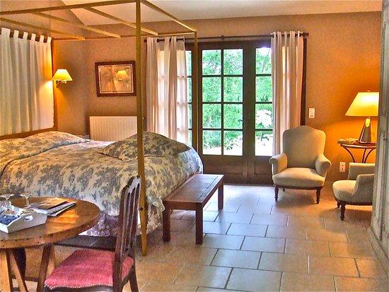 Mauzac, France: Room 3