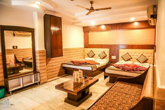Interior - Picture of Hotel Glow Inn, New Delhi - Tripadvisor