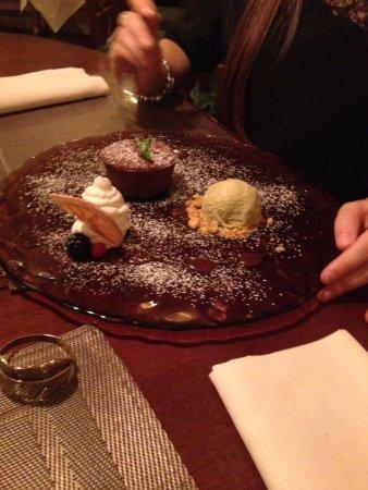 Souffle al cioccolato antica osteria da divo siena resmi tripadvisor - Antica osteria da divo siena ...
