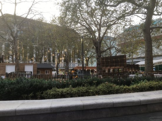Photo of Leicester Square Garden in London, , GB