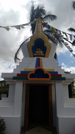 Paia, Hawái: Templo no Maui Dharma Center