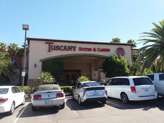 tuscany hotel & casino