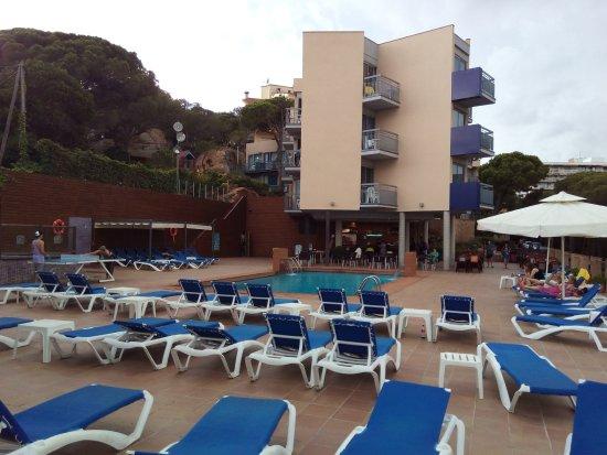 Hotel GHT S'Agaro Mar Hotel Bild