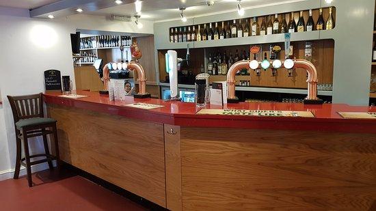 Chipping Sodbury, UK: Bar