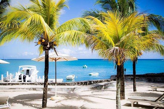 Hibiscus Beach Resort Spa Plage De L Hôtel