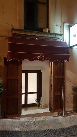 Trattoria Al Buco: Eingang