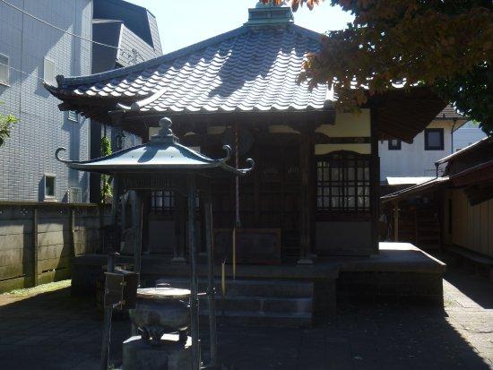 Fuchu, Japón: お堂全景