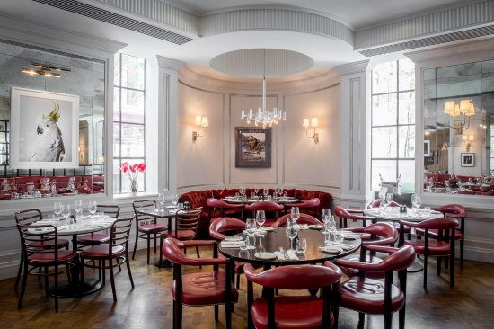 108 Brasserie, London - Marylebone - Restaurant Bewertungen ...