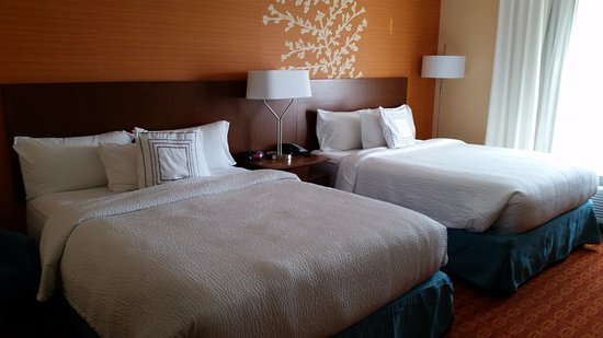 Fairfield Inn & Suites St. Louis Pontoon Beach/Granite City, IL fotografia