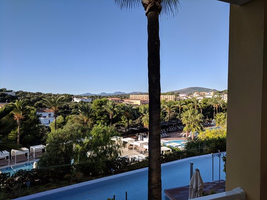 Insotel Cala Mandia Resort & Spa: View from our balcony