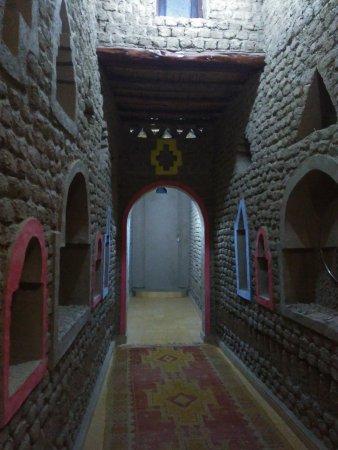 Auberge Familiale de Belkacem: Hall