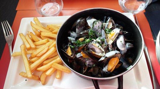 Restaurant Fruits De Mer Cancale La Mouliniere