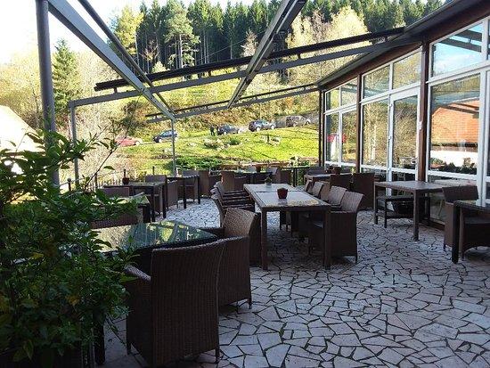 Wolfach - St. Roman, Tyskland: Hotel Adler