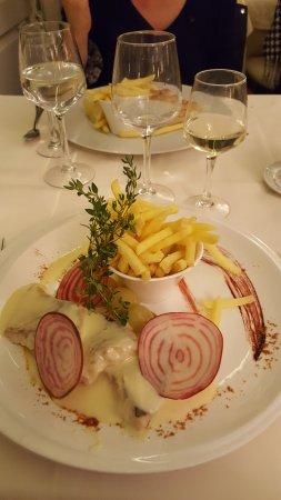 Pully, Швейцария: Filets de Féra du Léman