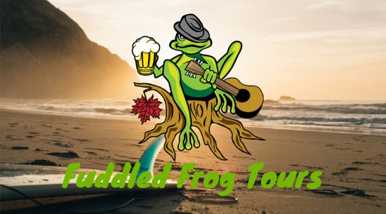 Fuddled Frog Tours