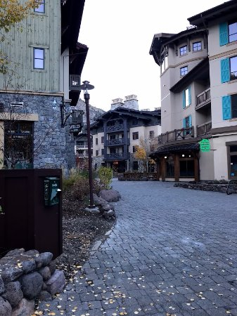 The Village At Squaw Valley: The Village Oct 2017