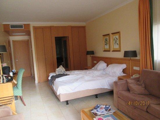 Hotel Barcarola: view of our junior suite