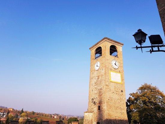 Klokketårnet i gamlebyen