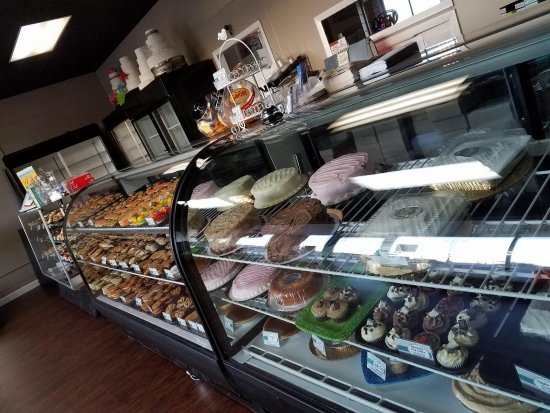 Albertville, AL: Stop in and see us today!  Delicious goodies are waiting on you!