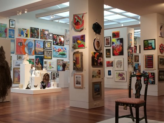Cameron Art Museum : State of the Art, Art of the State 2