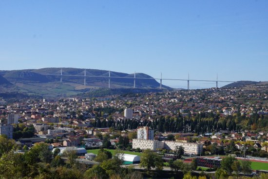 Montpellier-le-Vieux : Retour de Montpellier le Vieux